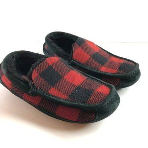 UGG AUSTRALIA Redwood Ascot Wool Lined Slippers  8